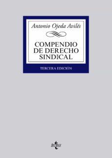 Cdaea.es Compendio De Derecho Sindical Image