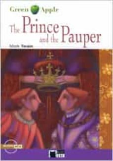 Descargas de libros de audio de Amazon THE PRINCE AND THE PAUPER. BOOK + CD