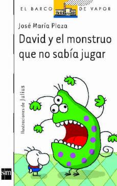 Chapultepecuno.mx David Y El Monstruo Que No Sabia Jugar Image
