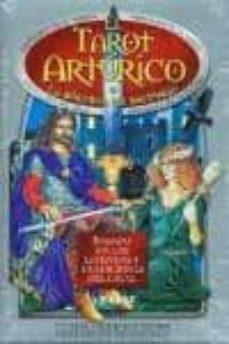 el tarot arturico o la busqueda del santuario-john matthews-caitlin matthews-9788441413641