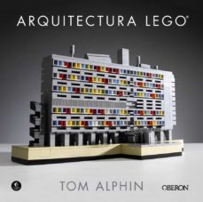 arquitectura lego-tom alphin-9788441538641
