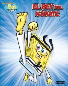 Inmaswan.es Bob Esponja. El Rey Del Karate. Libro De Colorear Y Actividades C On Rotuladores Image