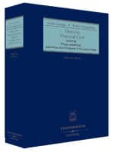 Emprende2020.es Derecho Procesal Civil (T. Ii): Procesos Declarativos Especiales (5ª Ed.) Image