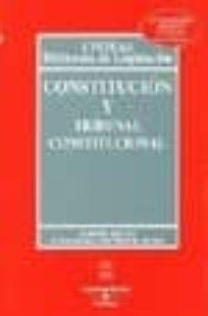 Padella.mx Constitucion Y Tribunal Constitucional (19ª Ed. 2003) Image