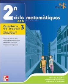 Permacultivo.es Matematiques 3 (2º Cicle): Quadern De Treball Image