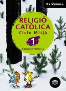 Chapultepecuno.mx Religió Catòlica 1 Cm. Llibre De L Alumne Educación Primaria - Segundo Ciclo - 3º Image