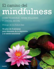 el camino del mindfulness-john d. teasdale-mark williams-9788449330841