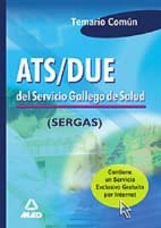 Chapultepecuno.mx Ats/due Del Servicio Gallego De Salud: Temario Comun Image