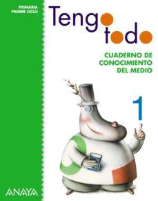 Vinisenzatrucco.it Conocimiento Del Medio 1º Educacion Primaria Cuaderno 1 Pr0yecto Tengo Todo Image