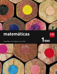 matemáticas 1º eso savia ed 2015-9788467575941