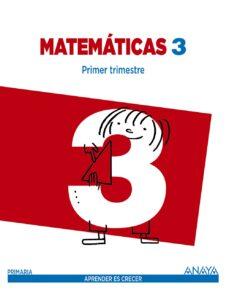 matemáticas 3.-9788467847741