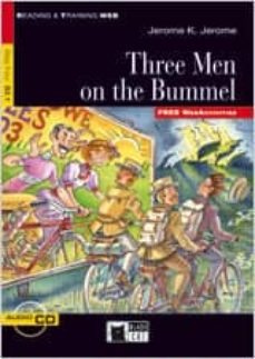 three men on the bummel book + cd-9788468203041