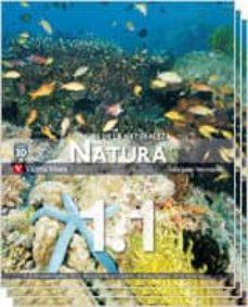 Bressoamisuradi.it Nuevo Natura 1º Libro 1, 2, 3 Y Separata Canarias Image