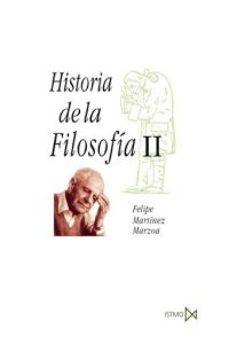 historia de la filosofia (t.2)-felipe martinez marzoa-9788470902741