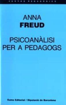 Inmaswan.es Psicoanalisi Per A Pedagogs Image