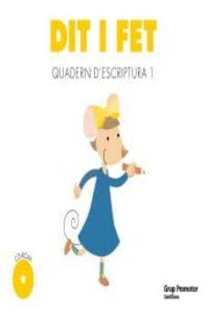 Emprende2020.es Dit I Fet Quad Escript 1 + Cd Catala Ed 2010 Image