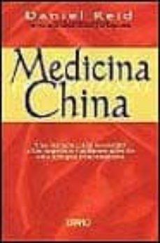 medicina tradicional china-daniel reid-9788479533441
