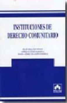 Ironbikepuglia.it Instituciones De Derecho Comunitario Image