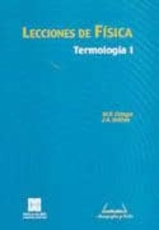 lecciones de fisica: termologia 1 (5ª ed.)-manuel r. ortega giron-jose a. ibañez mengual-9788484253341