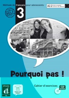 Descargar libros gratis para kindle POURQUOI PAS 3 CAHIER D´EXERCICES+CD-V.INTERNACIONAL de  PDF FB2 CHM en español