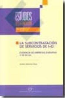 Cdaea.es La Subcontratacion De Servicios De I+d Evidencia De Empresas Euro Peas Y De Eeuu Image