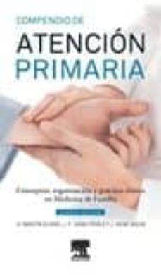 Descargas de libros electrónicos gratis para revender COMPENDIO DE ATENCIÓN PRIMARIA, 4ª ED. iBook 9788490227541 in Spanish