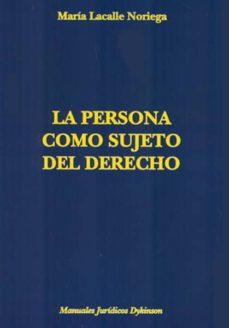 Srazceskychbohemu.cz La Persona Como Sujeto Del Derecho Image