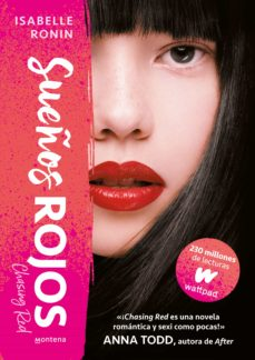 sueños rojos (chasing red 1)-isabelle ronin-9788490438541