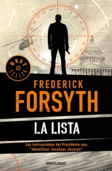 Libro de descargas de libros electrónicos gratis LA LISTA de FREDERICK FORSYTH iBook 9788490624241 (Spanish Edition)
