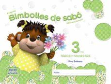 Inmaswan.es Bimbolles De Sabó 3 Anys. 3º Trimestre Educación Infantil 3-5 Años 3 Años Illes Balears Image