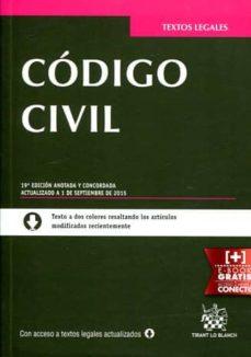 Costosdelaimpunidad.mx Codigo Civil (19ª Ed.) Image