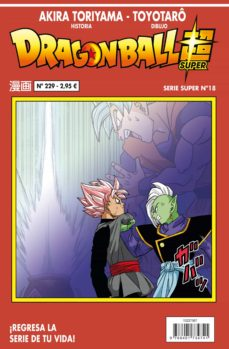 Padella.mx Dragon Ball Serie Roja Nº 229 Image