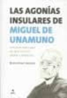 Canapacampana.it Las Agonias Insulares De Miguel De Unamumo Image