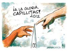 a la gloria capillita 2012-javier garcia-9788492868841