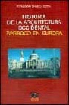 barroco en europa-fernando chueca goitia-9788495312341