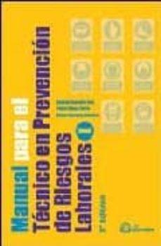Asdmolveno.it Manual Para El Tecnico En Prevencion De Riesgos Laborales I Y Ii (4ª Ed.) Image