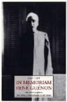 in memoriam rene guenon-jean hani-9788497165341