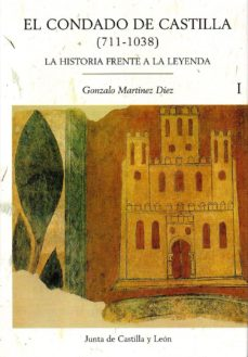 el condado de castilla (711-1038) 2 tomos-gonzalo martinez diez-9788497186841