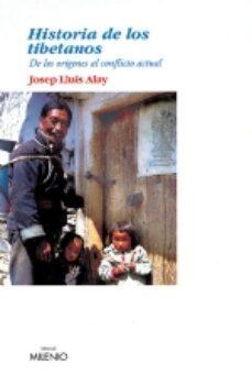 Libro de texto de electrónica descarga pdf HISTORIA DE LOS TIBETANOS: DE LOS ORIGENES AL CONFLICTO ACTUAL de JOSEP LLUIS ALAY