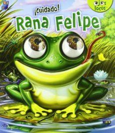 Titantitan.mx Rana Felipe (Ojos Locos) Image