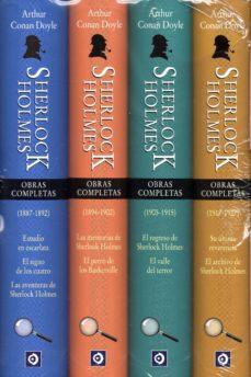 Libros gratis para leer descargar SHERLOCK HOLMES OBRAS COMPLETAS (1867-1927) (Spanish Edition) MOBI CHM PDF