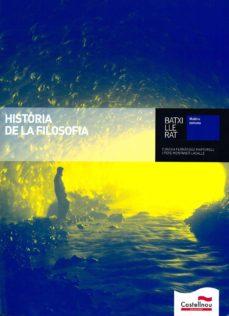 Alienazioneparentale.it Història De La Filosofia (Ll+cd) Image