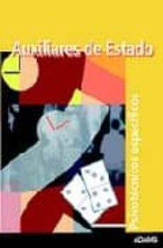 Permacultivo.es Auxiliares De Estado. Psicotecnicos Especificos (Incluye Dicciona Rio De Sinonimos + Calculo Y Ortografia) Image