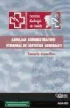 Inmaswan.es Parte Especifica Personal De Servicios Xerais Sergas Image