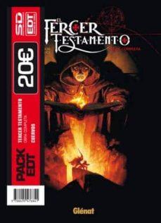 Valentifaineros20015.es Pack Edt: Tercer Testamento Obra Completa + Cuervos Obra Completa Image