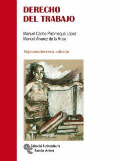 Permacultivo.es Derecho Del Trabajo 23ª Ed. Image
