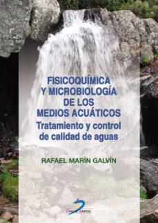 fisicoquímica y microbiología de los medios acuáticos (ebook)-rafael marin galvin-9788499697741