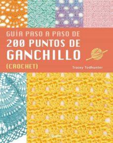 Descargar ebooks gratuitos en pdf para kindle 200 PUNTOS DE GANCHILLO: GUIA PASO A PASO PDF