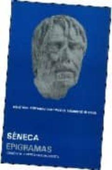 epigramas (ed. bilingüe latin-español)-lucio anneo seneca-9789683680341