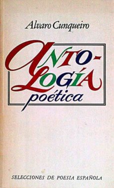 Carreracentenariometro.es Antología Poética. ÁLvaro Cunqueiro Image